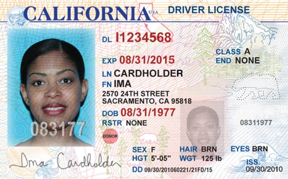 California On Track To Issue REAL ID Compliant ID By January, 2018