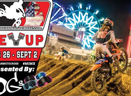 REV UP  - Aug 26 - September 2