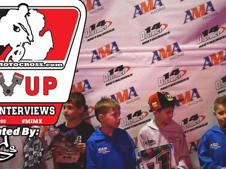 REV UP Part 2   -   Podium Interviews