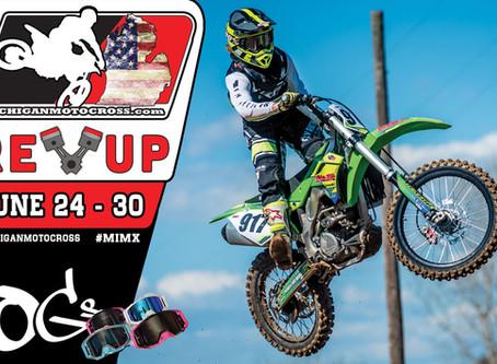 REV UP  - June 24 - 30