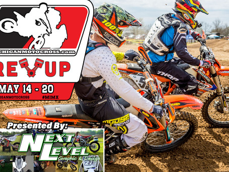 Monday REV UP May 14 -20
