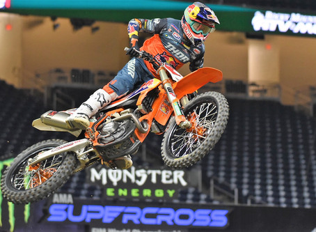 Detroit SX 2019 Race Report