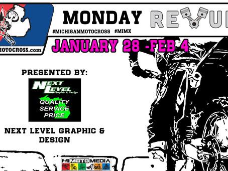 Monday REV UP Jan 28-Feb 4