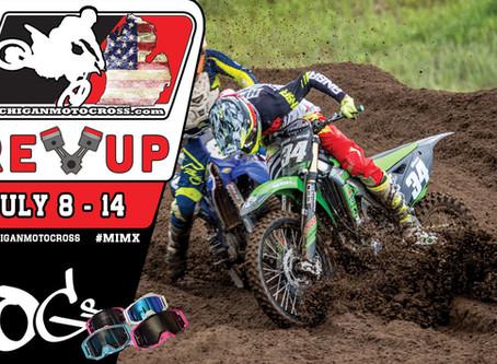 REV UP  - July 8 - 14