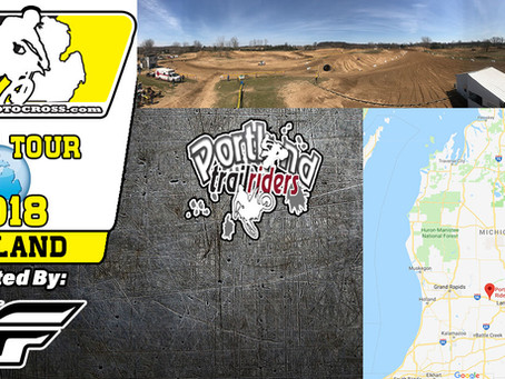 2018 Track Tour : Portland Trail Riders Video