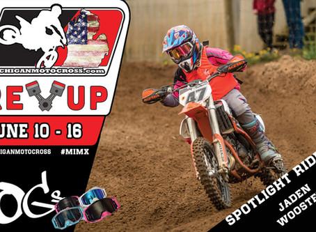 REV UP  - June 10 - 16