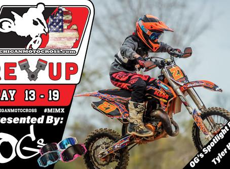 REV UP  - May 13-19