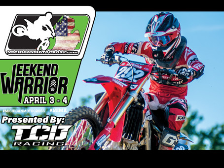 Weekend Warrior - April 3rd & 4th 2021