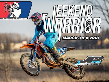 Weekend Warriors - Friday March 2 UPDATE