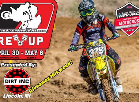 Monday REV UP April 30 - May 6