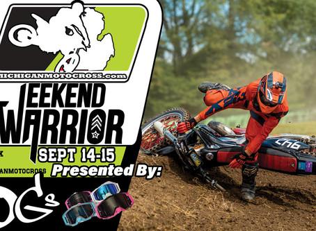 Weekend Warrior  - September 14 - 15