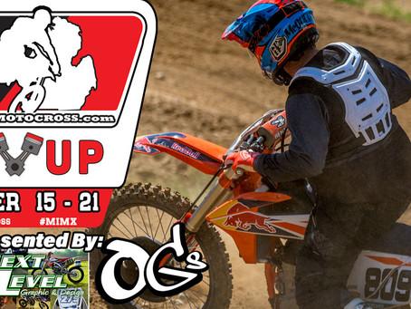 Monday REV UP  - October 15 - 21