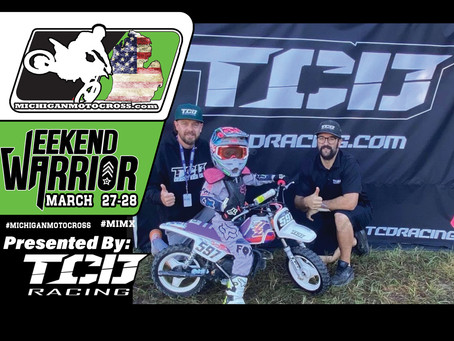 Weekend Warrior - 27th & 28th - 2021
