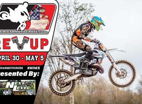 REV UP  - April 30-May 5