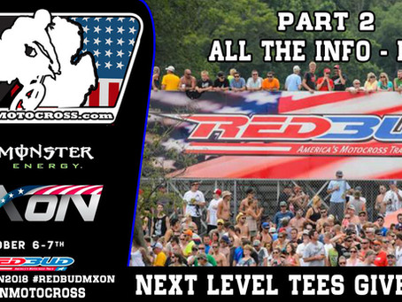 MXON - Event info and Frequently Asked Questions