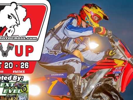 Monday REV UP August 20 - 26