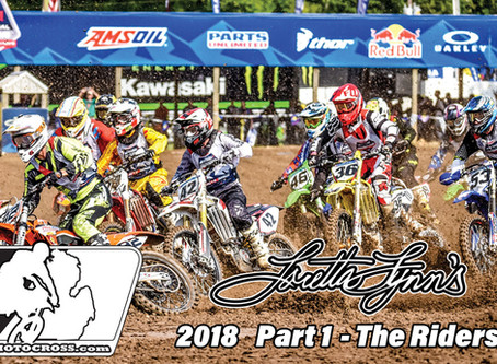 Loretta Lynns 2018 - Part 1 the Riders