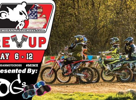 REV UP  - May 6 - 12