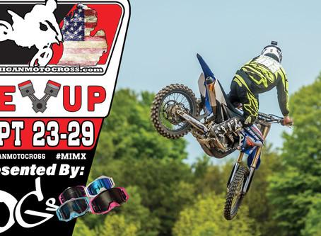 REV UP   - September 23 - 29