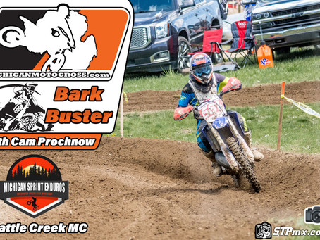 Bark Buster : Battle Creek Sprint Enduro