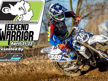Weekend Warrior - Friday April 20