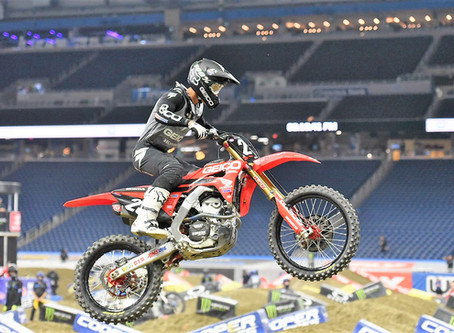Detroit SX Practice Report