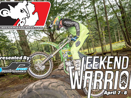 Weekend Warrior - Friday April 6