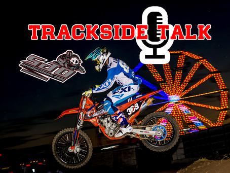 TRACKSIDE TALK : SJO Fair Supercross