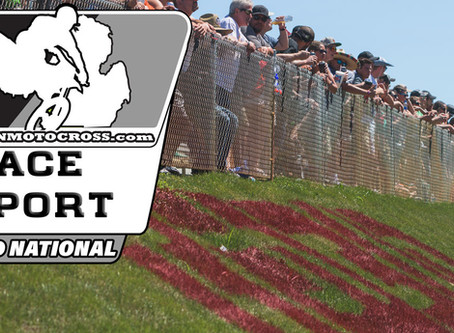 Race Reports - REDBUD! National