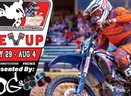 REV UP  - July 29 - Aug 4