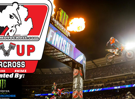 SUPERCROSS Detroit  TICKET GIVEAWAY