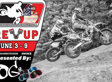 REV UP  - June 3 - 9