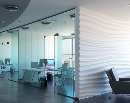 commercial fit out - office refurb