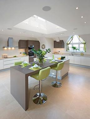 house extension -  kitchen