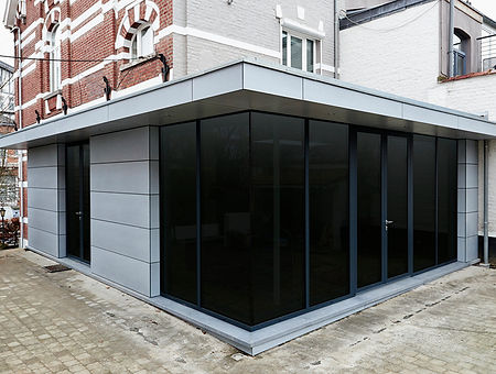 Houe extension