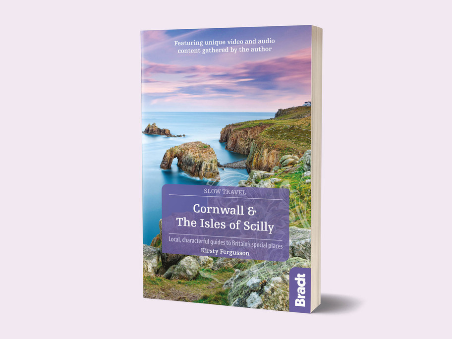 Cornwall & the Isles of Scilly - Slow Travel Guide
