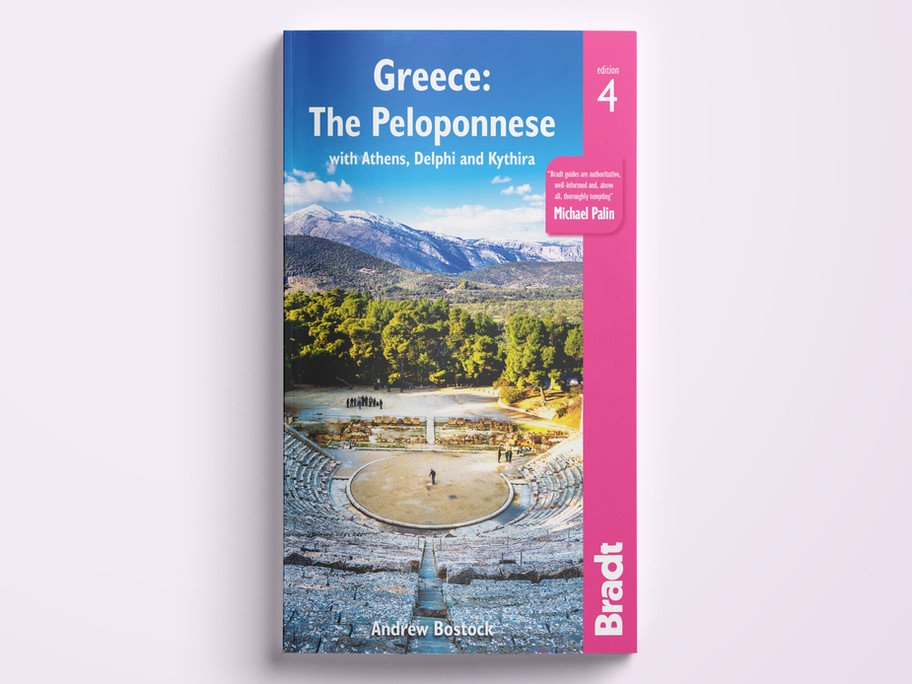 Greece: The Peloponnese - Bradt Guides