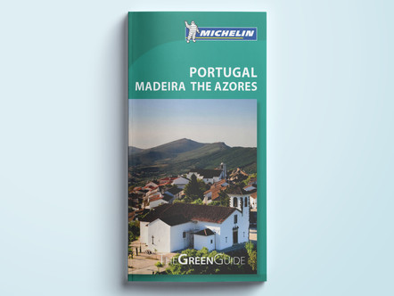 Michelin Green Guide Portugal, Madeira and the Azores