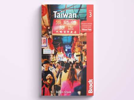 Taiwan - Bradt Guides