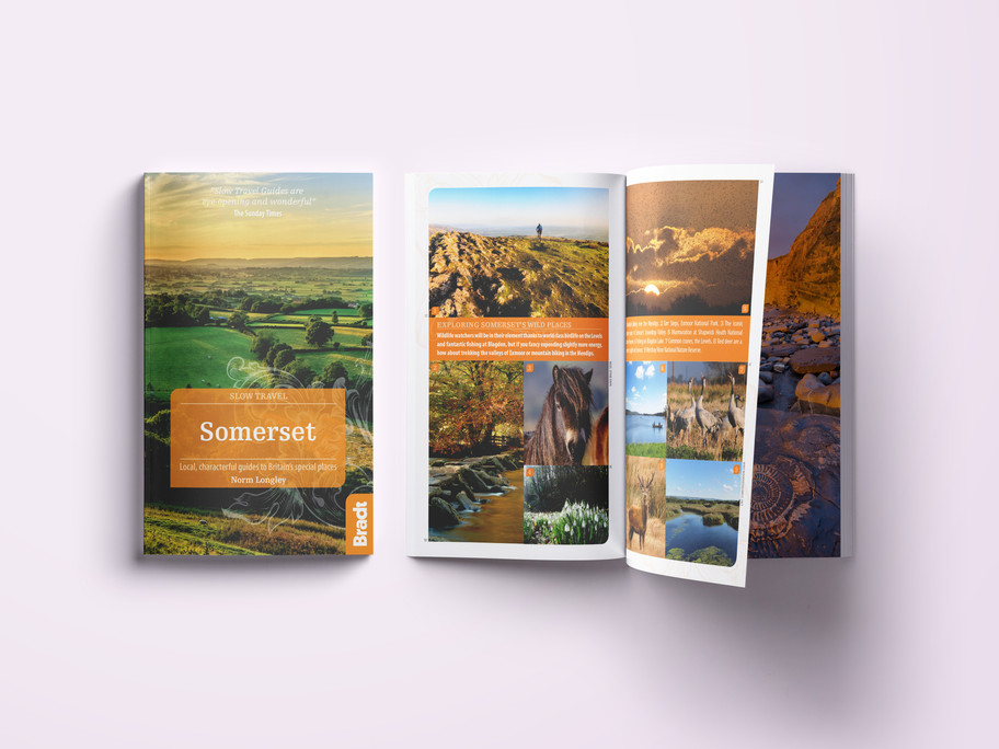 Somerset - Slow Travel Guide