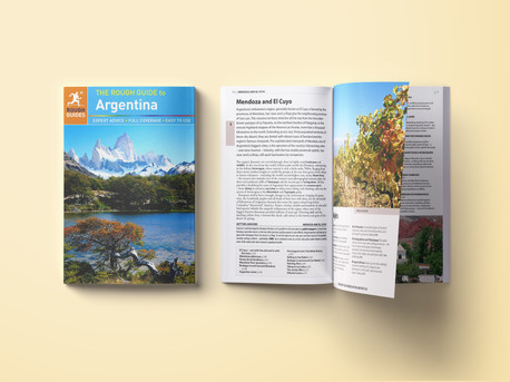 The Rough Guides to Argentina