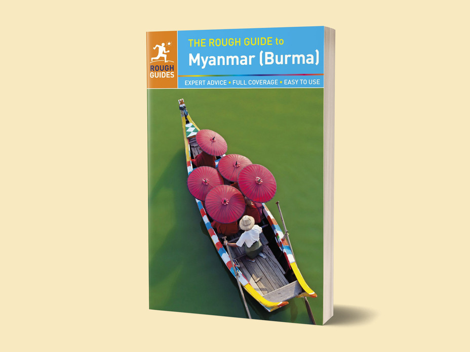 The Rough Guides to Myanmar
