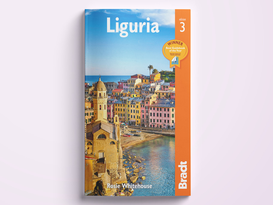 Liguria - Bradt Guides