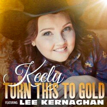 Keely Johnson Country Music Singer Turn This To Gold Lee Kernaghan