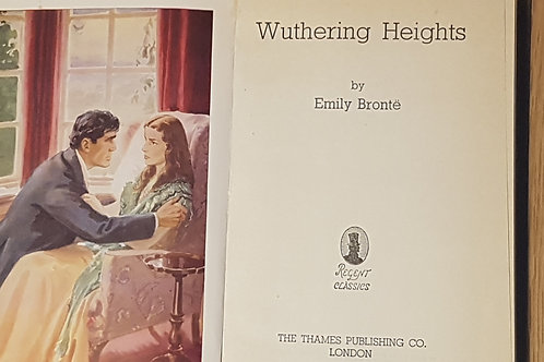 Wuthering Heights DateNightWithABook