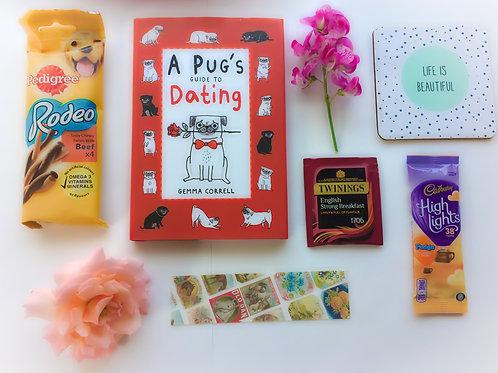 Dog Lover's DateNightWithABook