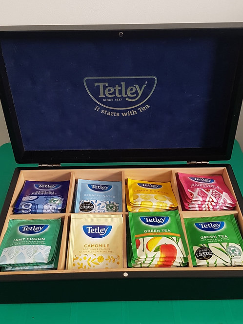 Tetley Tea Display Box