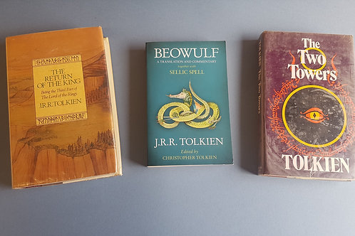 14 Book Tolkien Collection (FREE UK Delivery)