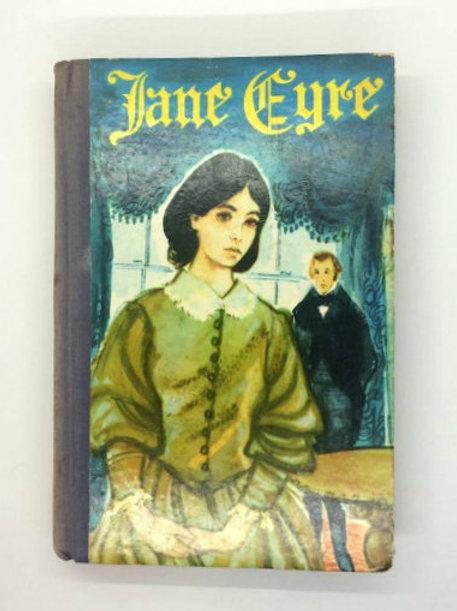 Jane Eyre Vintage DateNightWithABook