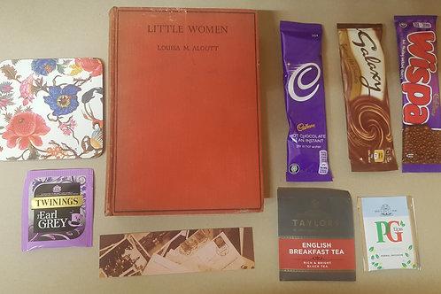 Little Women Vintage DateNightWithABook